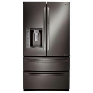 LG Appliances French Door Refrigerators 27 Cu. Ft. 4-Door French Door Refrigerator