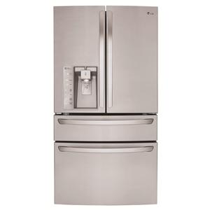 LG Appliances French Door Refrigerators 30 cu. ft. 4 Door French Door Fridge