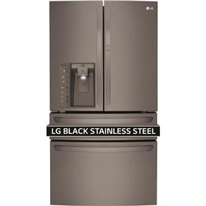 LG Appliances French Door Refrigerators 30 Cu. Ft. 4-Door French Door Refrigerator