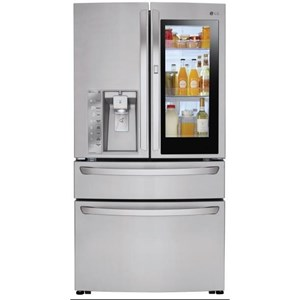 LG Appliances French Door Refrigerators 30 Cu. Ft. Door-in-Door® Refrigerator