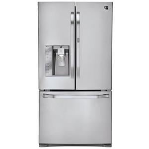 LG Appliances French Door Refrigerators 24 cu. ft. French Door Refrigerator