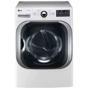 LG Appliances Gas Dryers 9.0 Cu. Ft. Front-Load Gas Dryer