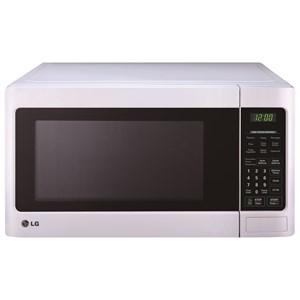 LG Appliances Microwaves 1.1 Cu. Ft. Countertop Microwave