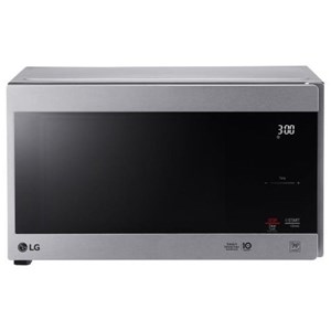 LG Appliances Microwaves 0.9 cu. ft. NeoChef™ Countertop Microwave