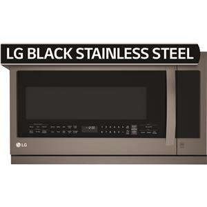 LG Appliances Microwaves- LG 2.2 Cu. Ft. Over the Range Microwave