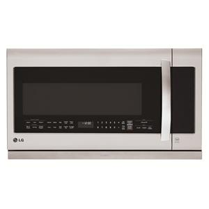 LG Appliances Microwaves 2.2 cu. ft. Over-the-Range Microwave