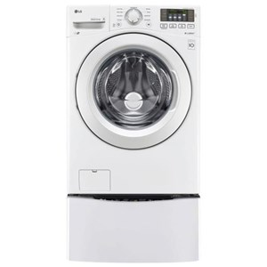 LG Appliances Washers 4.5 Cu.Ft. Front Load Washer