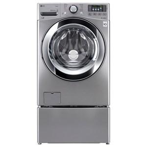 LG Appliances Washers 4.5 cu. ft. Ultra Large Capacity Washer