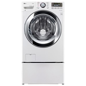 4.5 cu. ft. Ultra Large Capacity Washer with Steam Technology