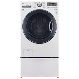 LG Appliances Washers 4.5 cu. ft. Ultra Large Capacity TurboWash™