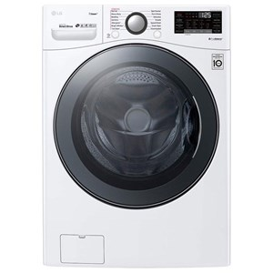 4.5 Cu. Ft. Smart Front-Load Washer with TurboWash™ 360 Technology
