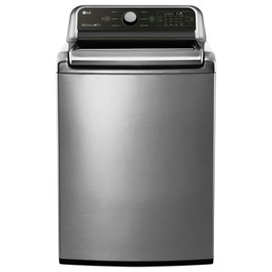 LG Appliances Washers 4.5 cu.ft. Top Load Washer