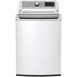 LG Appliances Washers 5.0 cu.ft. Mega Capacity Top Load Washer