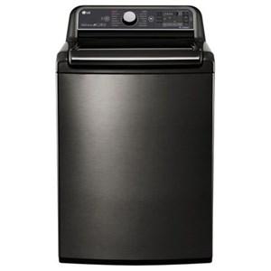LG Appliances Washers 5.2 Cu. Ft. Mega Capacity Top Load Washer