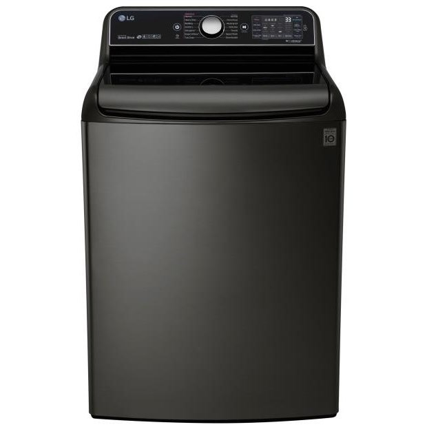 Washers 5.7 Cu. Ft. TurboWash® Washer by LG Appliances at Westrich Furniture & Appliances
