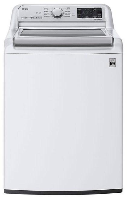 Washers 5.5 CF WASHHER by LG Appliances at Furniture Fair - North Carolina