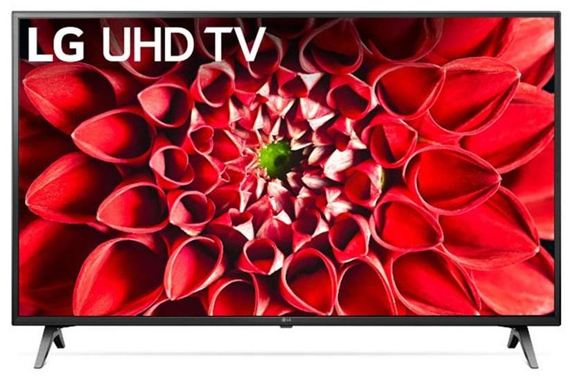 2021 LG TVS LG UHD Series 60 inch 4K HDR Smart LED TV by LG Electronics at Furniture Fair - North Carolina