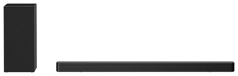 Home Theater 3.1 Channel Sound Bar by LG Electronics at Furniture Fair - North Carolina
