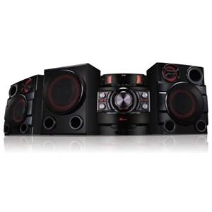 LG Electronics LG Home Audio 1900W 4.1ch Mini Shelf System