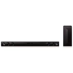 LG Electronics LG Home Audio 2.1ch 300W Bluetooth® Sound Bar