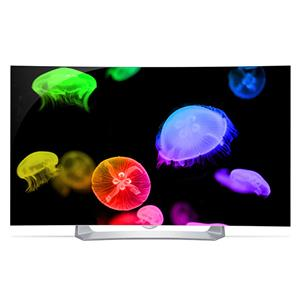 "LG Electronics LG LED 2015 55"" Class 1080p Curved OLED Smart TV"