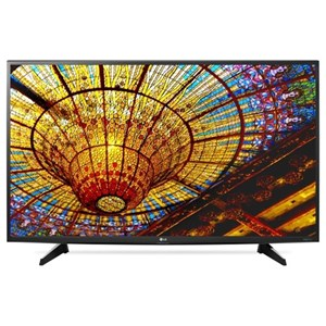 "LG Electronics LG LED 2016 4K UHD HDR Smart LED TV - 43"" Class"