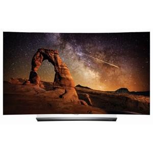 """LG Electronics LG OLED 2016 C6 OLED 4K Curved Smart TV - 55"""" Class"""