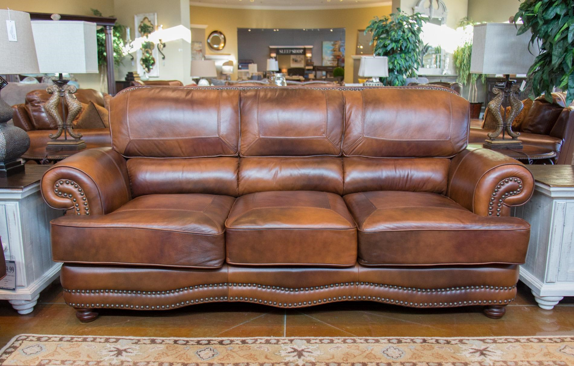 Cowboy Leather Sofa