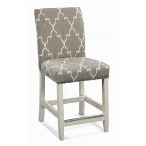 Libby Langdon for Braxton Culler Libby Langdon Pierson Counter Stool