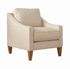 Libby Langdon for Braxton Culler Libby Langdon Jermain Chair