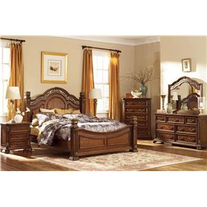 5PC King Bedroom Set