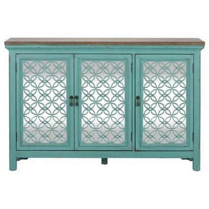 Kensington 3 Door Accent Chest by Freedom Furniture at Ruby Gordon Home