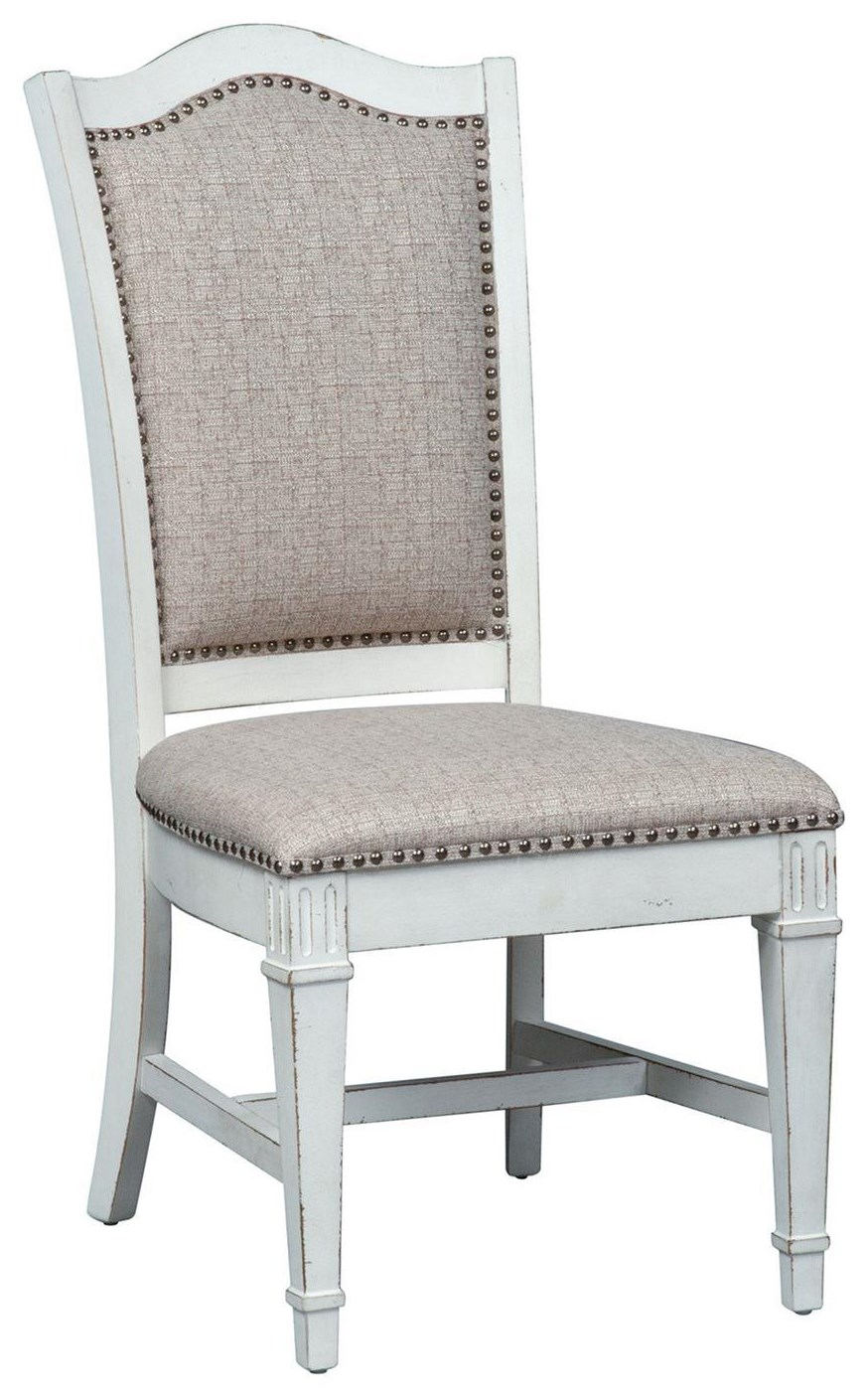 Abbey Park Upholstered Side Chair by Freedom Furniture at Ruby Gordon Home