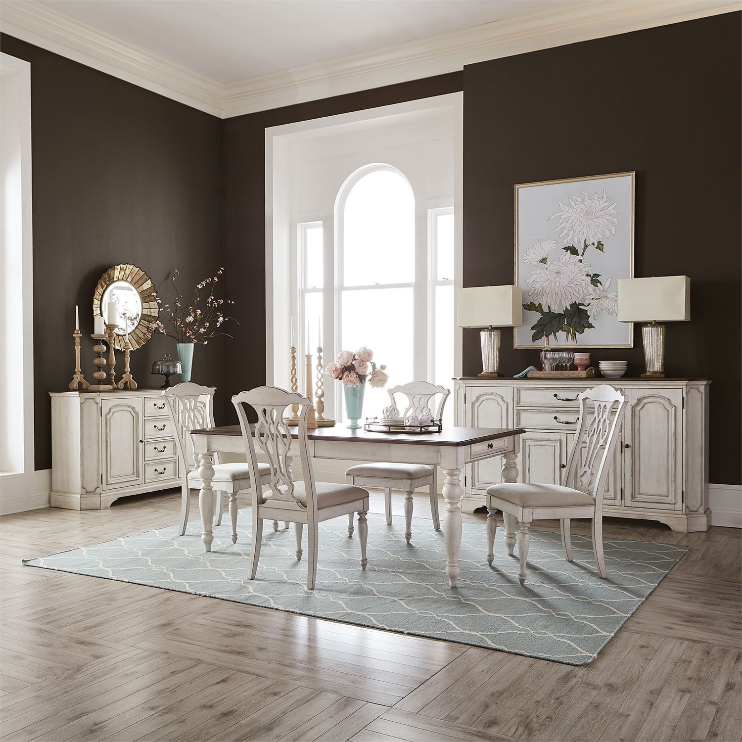 Abbey Road Casual Dining Room Group by Liberty Furniture at Catalog Outlet