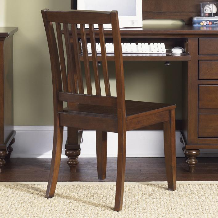 Abbott Ridge Youth Bedroom Student Desk Chair by Liberty Furniture at Lapeer Furniture & Mattress Center