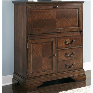 Liberty Furniture Alexandria Computer Cabinet