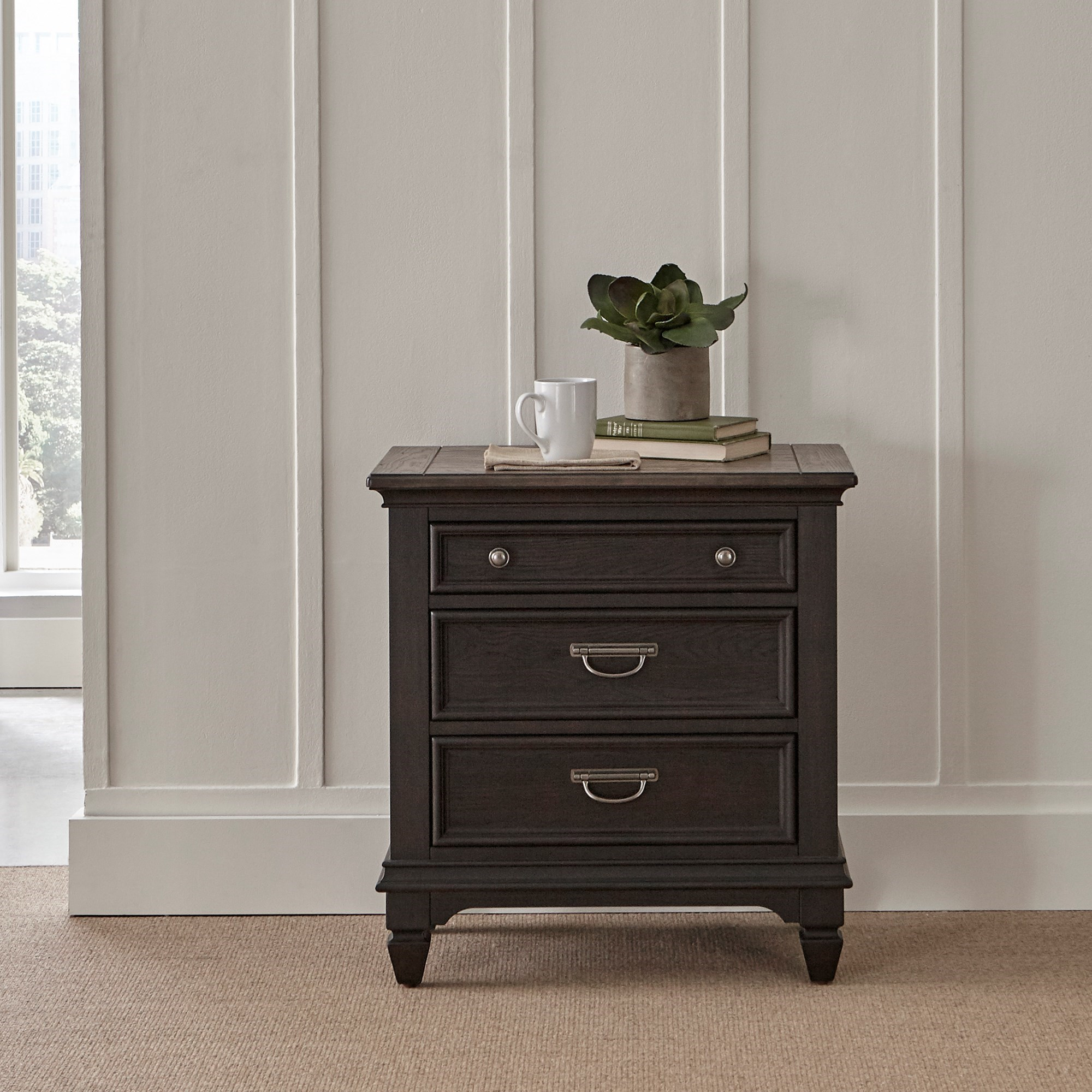 Allyson Park Nightstand by Liberty Furniture at Standard Furniture