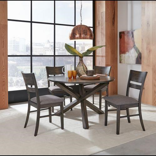 Anglewood 5-Piece Dining Set by Liberty Furniture at Northeast Factory Direct