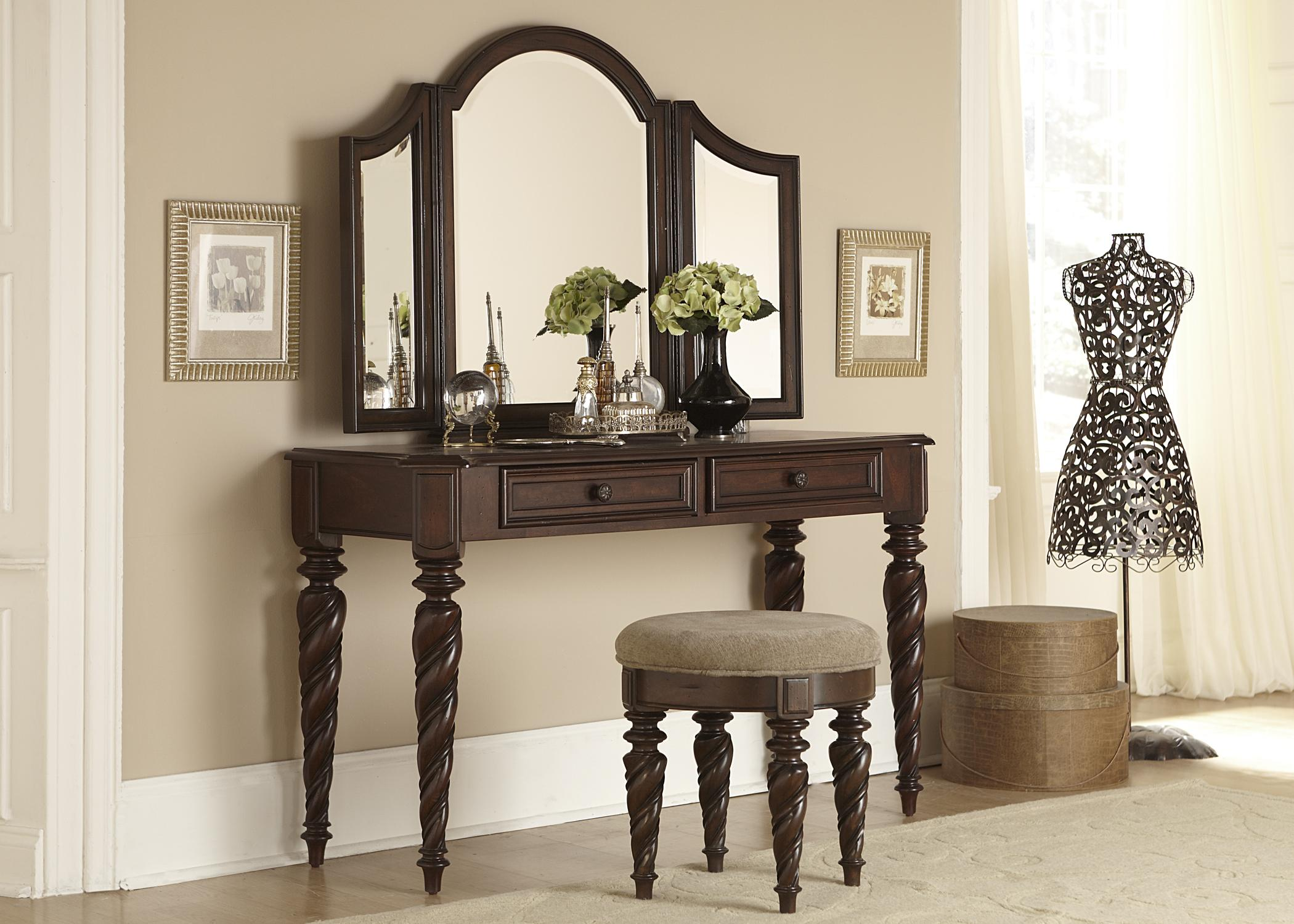 Arbor Place Vanity by Liberty Furniture at Home Collections Furniture