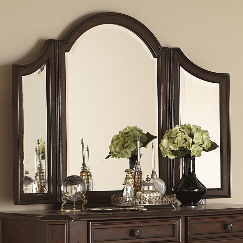 Arbor Place Vanity Mirror by Liberty Furniture at Northeast Factory Direct