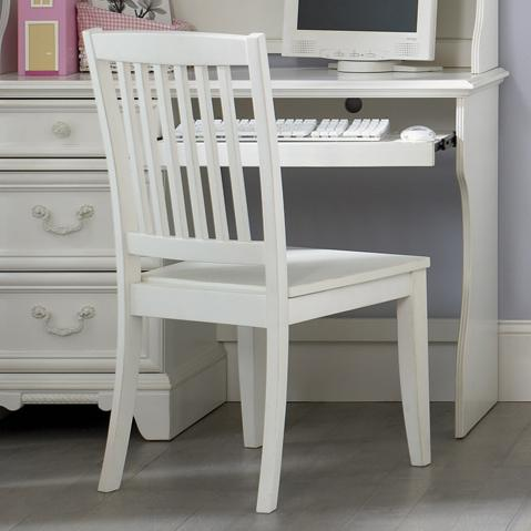 Arielle Youth Bedroom Student Desk Chair by Liberty Furniture at Lapeer Furniture & Mattress Center