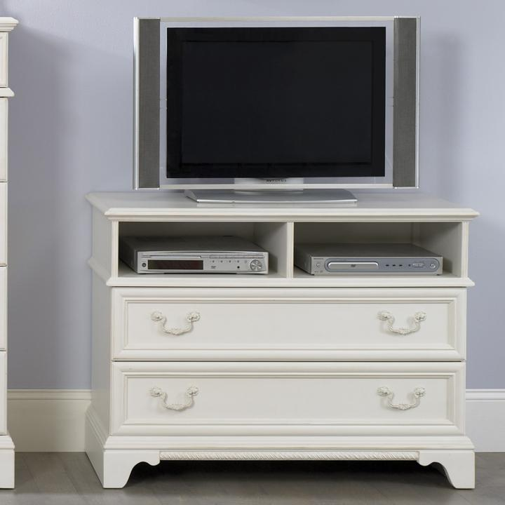 Arielle Youth Bedroom Media Chest by Liberty Furniture at Lapeer Furniture & Mattress Center