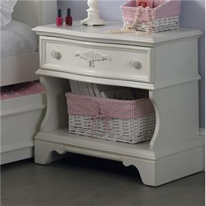 Liberty Furniture Arielle Youth Bedroom Night Stand