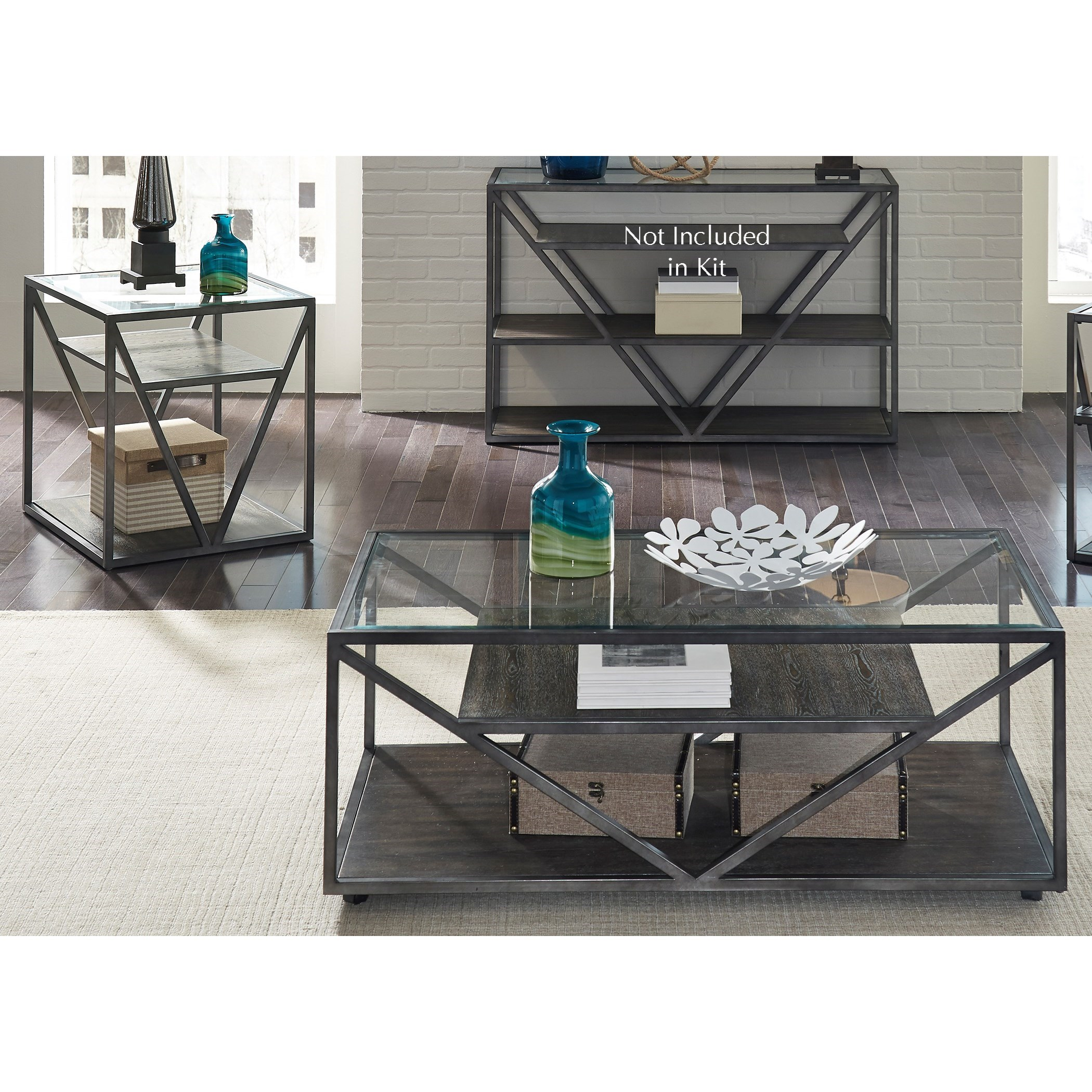 Arista Occasional 3-Piece Set  by Liberty Furniture at Catalog Outlet