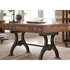 Writing Desk with 3 Dovetail Drawers