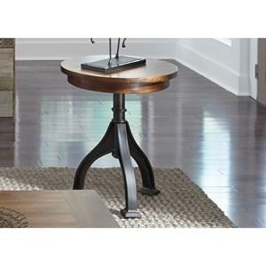Liberty Furniture Arlington Chair Side Table