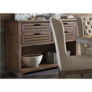 Liberty Furniture Arlington Server