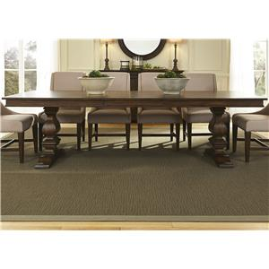 Liberty Furniture Armand Trestle Table