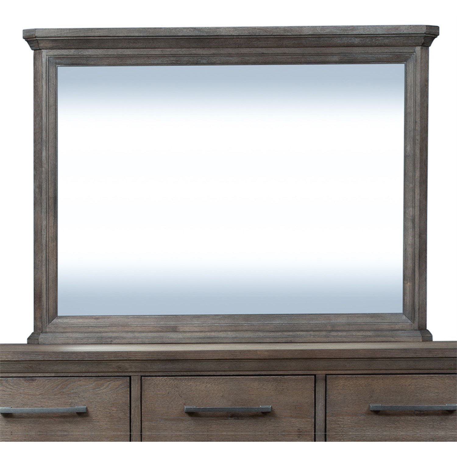 Artisan Prairie Dresser Mirror by Liberty Furniture at Northeast Factory Direct