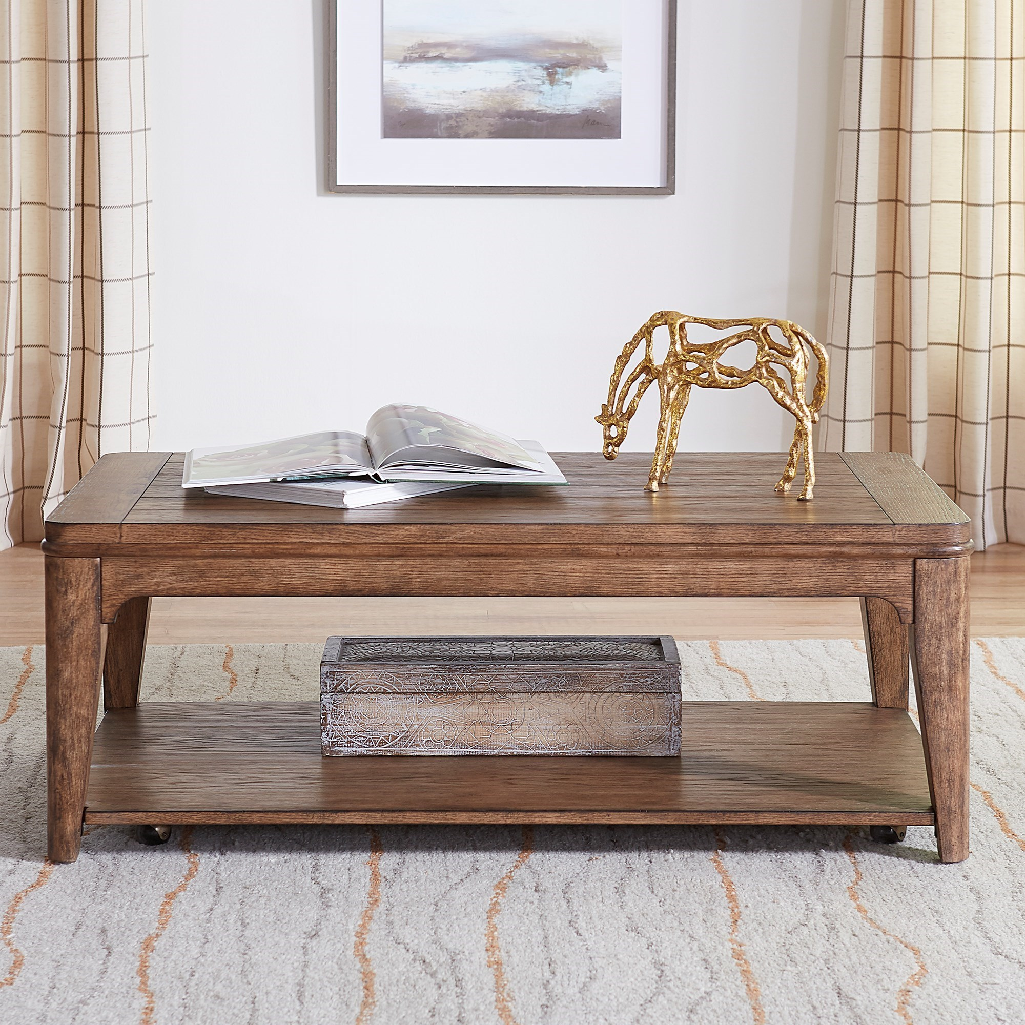 Ashford Cocktail Table  by Freedom Furniture at Ruby Gordon Home